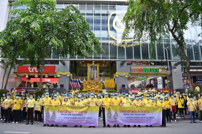จิตอาสา CP – CPF ทั่วไทย พร้อมใจบำเพ็ญสาธารณประโยชน์