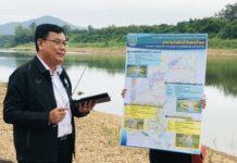 กรมชลฯเปิดตัว4โครงการ สร้างทำนบกักเก็บน้ำลำน้ำยม กว่า60 ล้าน