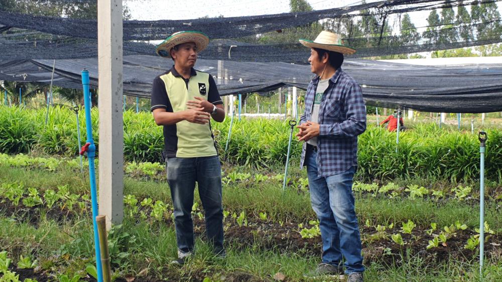 """""""น้องอาร์ต"""" นครินทร์ บุญรอด เปิดใจทำเกษตรอินทรีย์เป็นเรื่องยาก แต่การทำตลาดยิ่งยากกว่า..."""