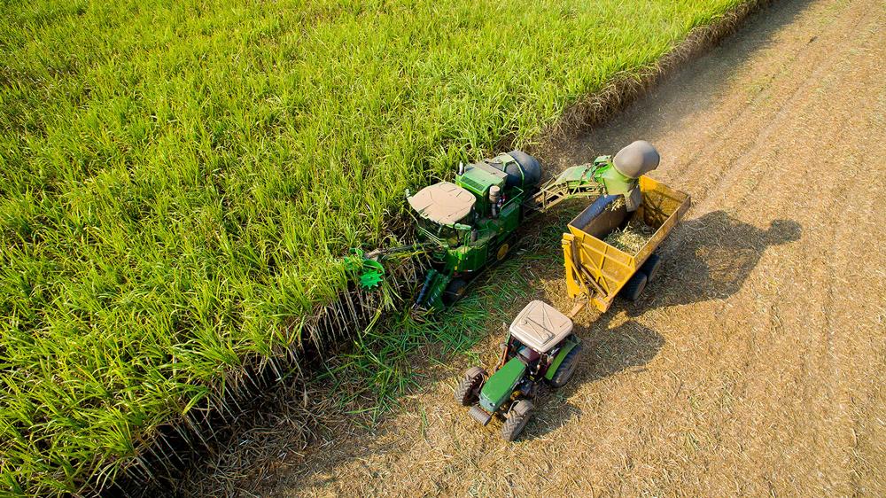 พลิกโฉมภาคเกษตรไทยให้ไร้ฝุ่น