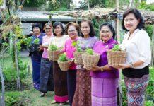 พ่อเมืองชัยภูมิ เปิดจวนผู้ว่า Kick off ปฏิบัติการ 90 วัน ปลูกผักสวนครัว รอบ2
