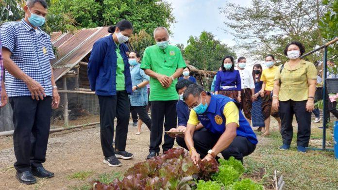 จังหวัดลพบุรี kick Off ตำบลนำร่อง เสริมสร้างและพัฒนาผู้นำการเปลี่ยนแปลง ณ ศูนย์เรียนรู้ ๙ ตามพ่อ หมู่ที่ 1 ตำบลบางขันหมาก อำภอเมืองลพบุรี จังหวัดลพบุรี