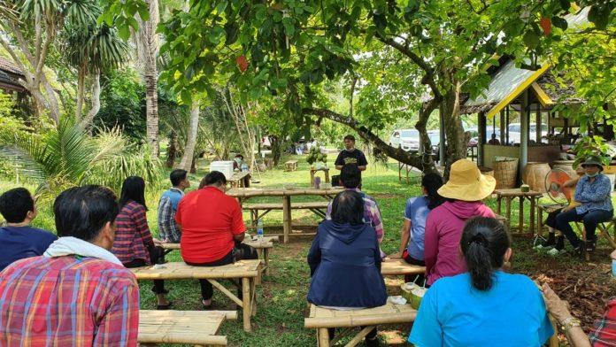 แบบจำลองท่องเที่ยวเชิงเกษตรเกิดขึ้นแล้วที่ไร่คุณชาย อ.ไทรโยค จ.กาญจนบุรี