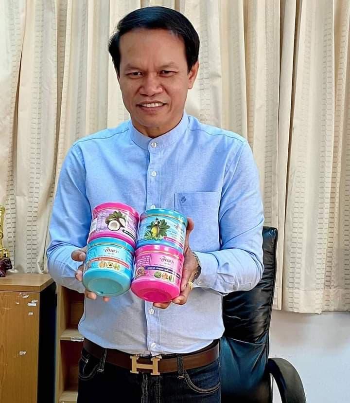 จินดาสมุนไพร ดันผลิตภัณฑ์จากใบหมี่ลุยตลาดออนไลน์