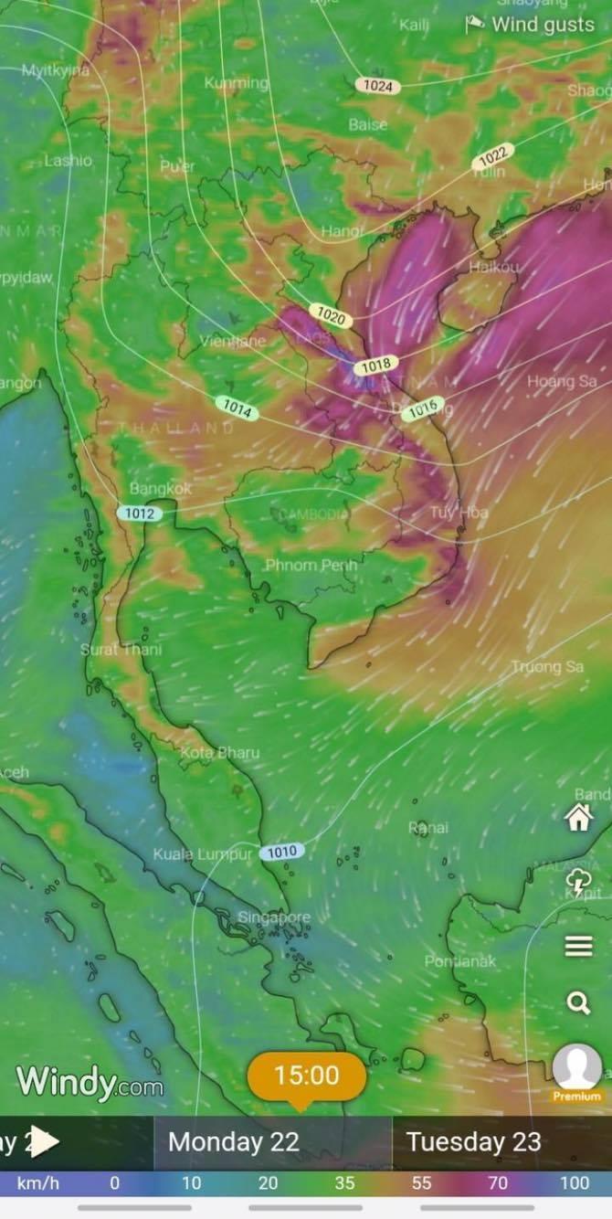 อธิบดีเกษตรฯ สั่งการ จนท.สำรวจความเสียหายพื้นที่เกษตรที่ได้รับผลกระทบจากพายุฤดูร้อน
