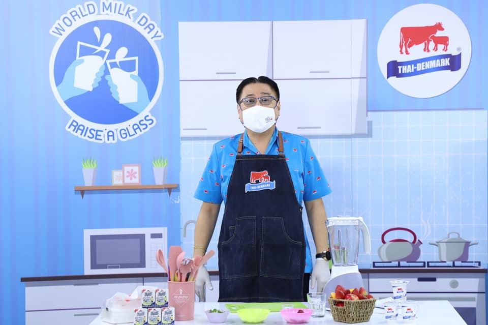 กระทรวงเกษตรฯ กระตุ้นคนไทยดื่มนมมากขึ้น