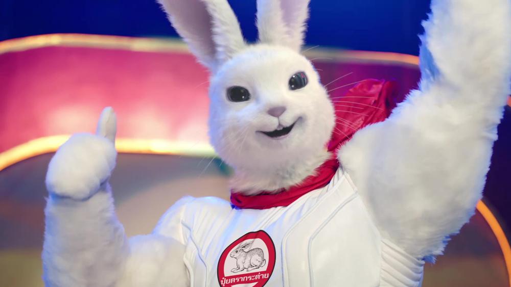 ปุ๋ยกระต่ายมาชัวร์