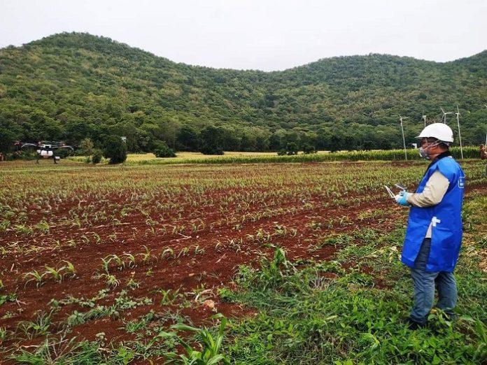 """โดรนเพื่อการเกษตร เทคโนโลยีติดปีก สู่การเป็น """"เกษตรอัจฉริยะ"""" ปลอดภัย สร้างรายได้ ประยุกต์ใช้งานได้จริง"""