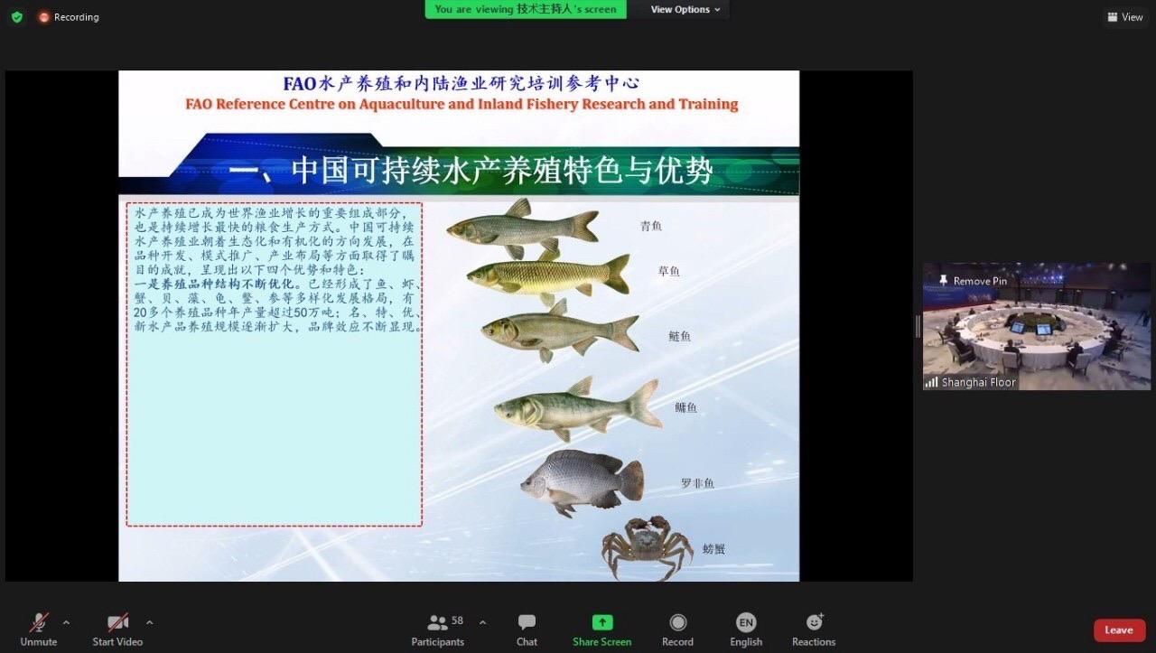 ไทยโชว์ ! ศักยภาพการเพาะเลี้ยงสัตว์น้ำ บนเวทีโลก